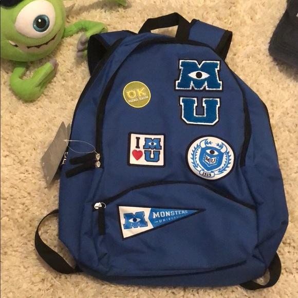 Backpacks & Bags Monsters University Shoulder Satchel